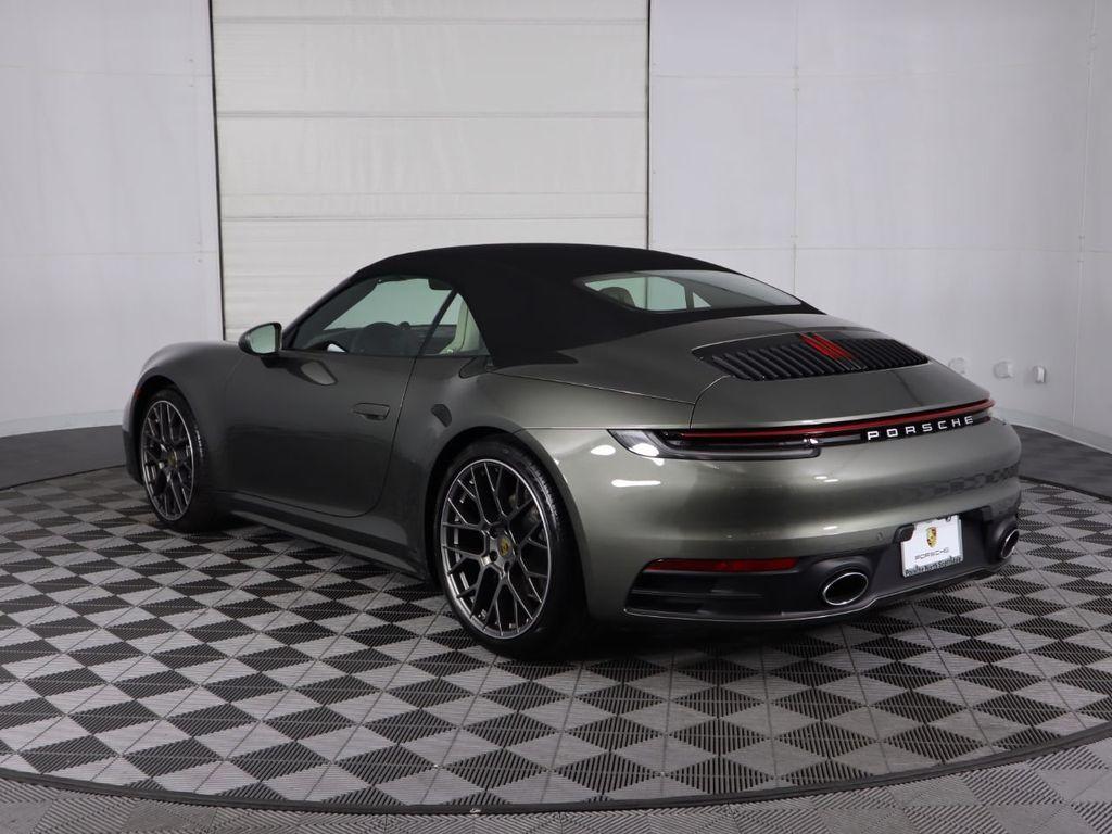 2020 New Porsche 911 Carrera Cabriolet At Porsche North Scottsdale Serving Phoenix Az Iid 20131544