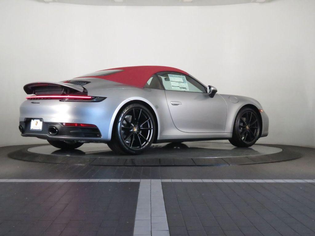 2020 New Porsche 911 Carrera Cabriolet At Porsche Stevens Creek Serving Santa Clara San Jose Ca Iid 19944105