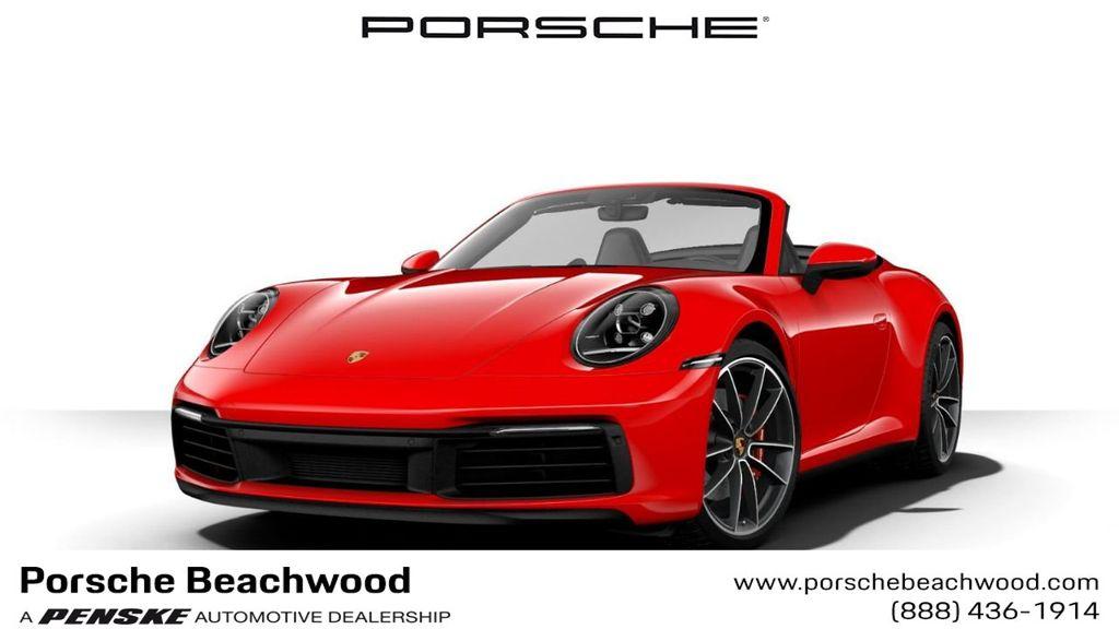 2020 New Porsche 911 Carrera S Cabriolet At Porsche Beachwood Serving Cleveland Oh Iid 19383118