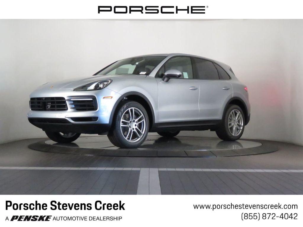 2020 Porsche Cayenne Awd Suv For Sale Santa Clara Ca 82 900 Motorcar Com