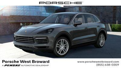 2020 Porsche Cayenne AWD SUV