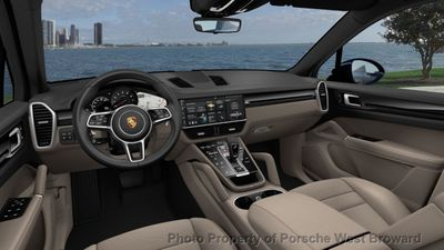 2020 Porsche Cayenne AWD SUV - Click to see full-size photo viewer