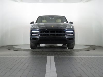 2020 Porsche Cayenne Cayenne SUV - Click to see full-size photo viewer