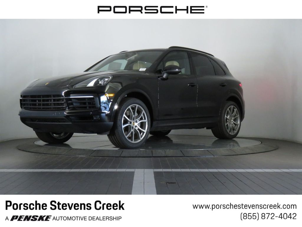 New 2020 Porsche Cayenne S Awd For Sale In Santa Clara California 20303 Penskecars Com