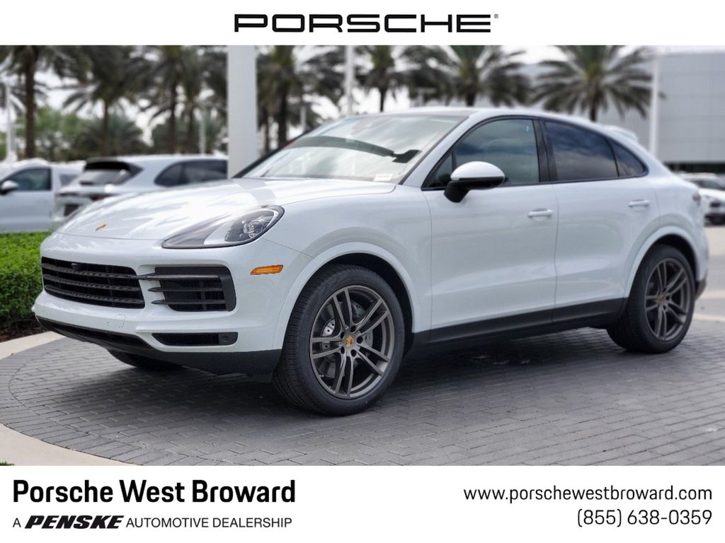 2020 New Porsche Cayenne S Coupe Awd At Porsche West Broward Serving South Florida Hollywood Fort Lauderdale Fl Iid 19909474