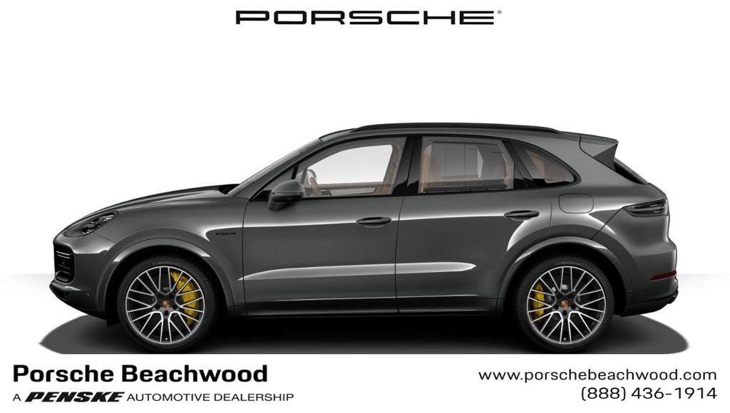 2020 New Porsche Cayenne Turbo S E Hybrid Awd At Penske Cleveland Serving All Of Northeast Oh Iid 20173531