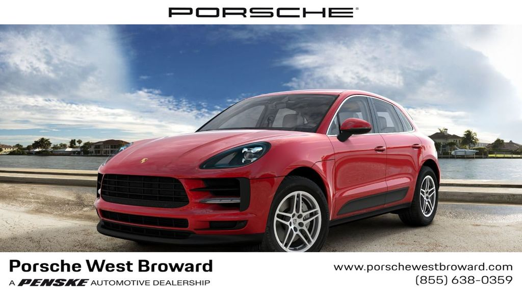 2020 New Porsche Macan AWD at Porsche West Broward Serving South Florida,  Hollywood \u0026 Fort Lauderdale, FL, IID 19666735