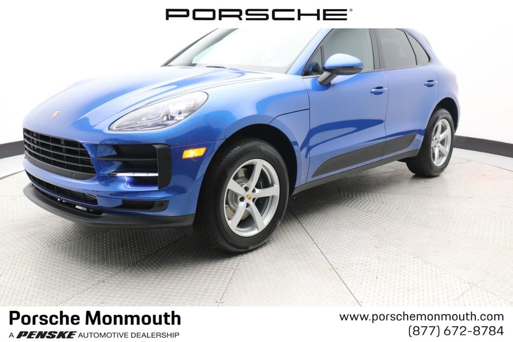 2020 New Porsche Macan Awd At Porsche Monmouth Serving New Jersey Eatontown Long Branch Nj Iid 20028809