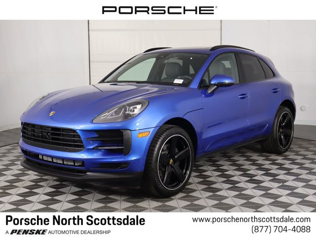 2020 New Porsche Macan Awd At Porsche North Scottsdale Serving Phoenix Az Iid 20131196