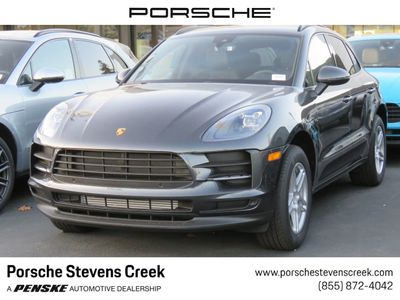 2020 Porsche Macan AWD SUV - Click to see full-size photo viewer