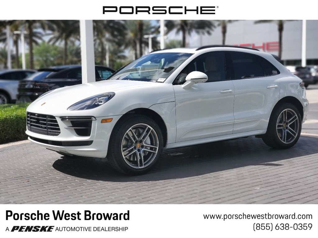 2020 New Porsche Macan Turbo Awd At Porsche West Broward Serving South Florida Hollywood Fort Lauderdale Fl Iid 19909476