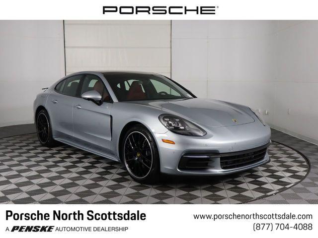 New Porsche Panamera At Porsche North Scottsdale Serving