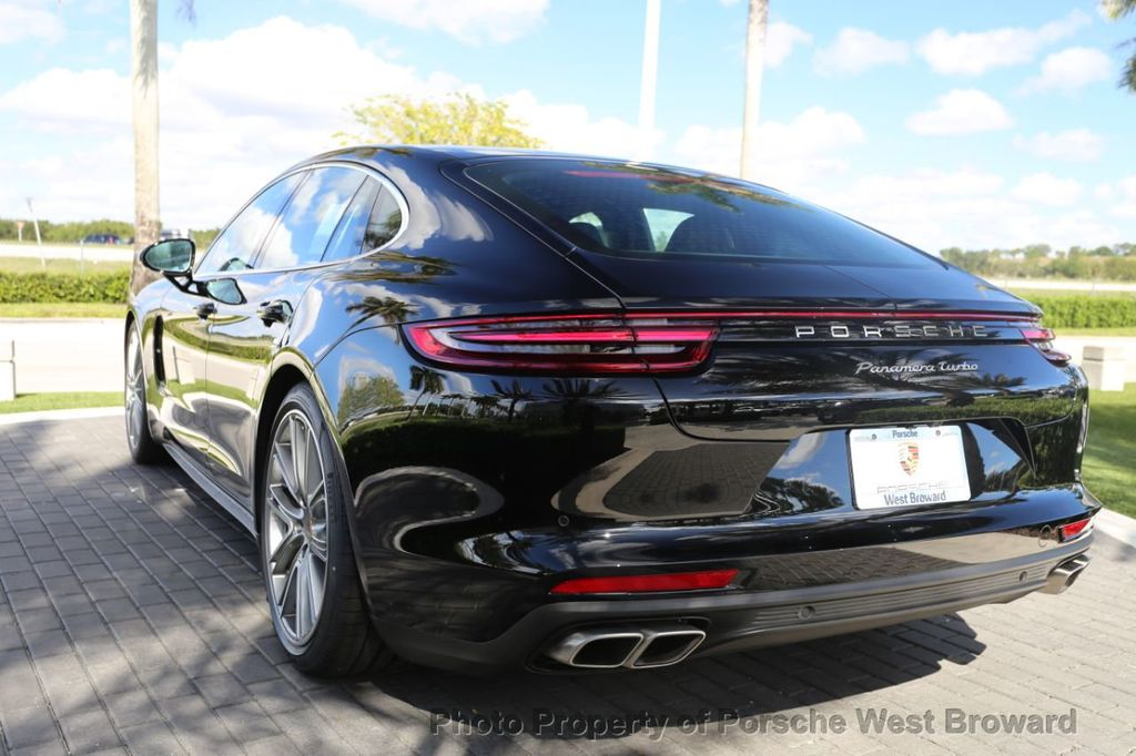 2020 New Porsche Panamera Turbo Awd At Porsche West Broward Serving South Florida Hollywood Fort Lauderdale Fl Iid 19622719