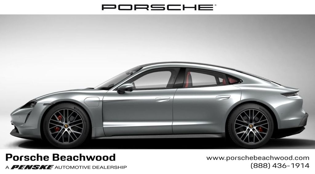 2020 New Porsche Taycan 4s Sedan At Porsche Beachwood Serving Cleveland Oh Iid 20236089