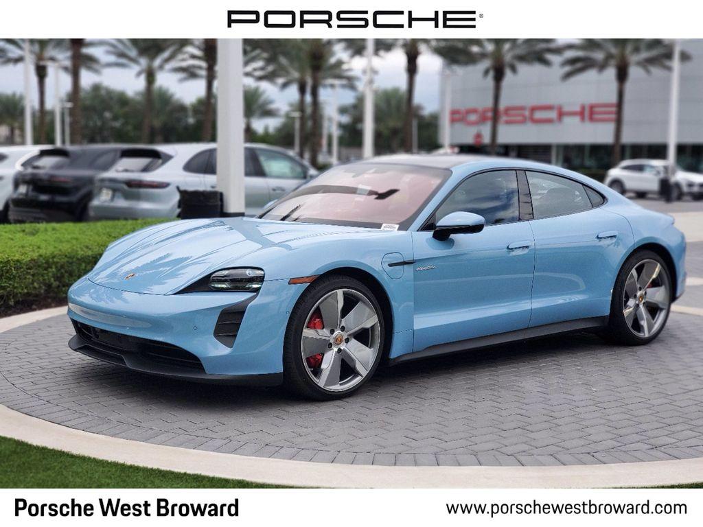 2020 New Porsche Taycan Sdn 4s At Porsche West Broward Serving South Florida Hollywood Fort Lauderdale Fl Iid 20121740