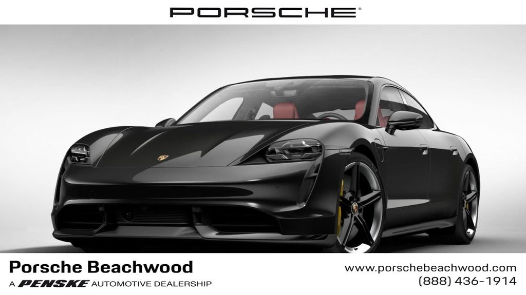 2020 New Porsche Taycan Turbo S Sedan At Porsche Beachwood