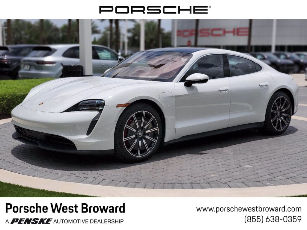 2020 New Porsche Taycan 4s Sdn 4s At Porsche West Broward Serving South Florida Hollywood Fort Lauderdale Fl Iid 20121739