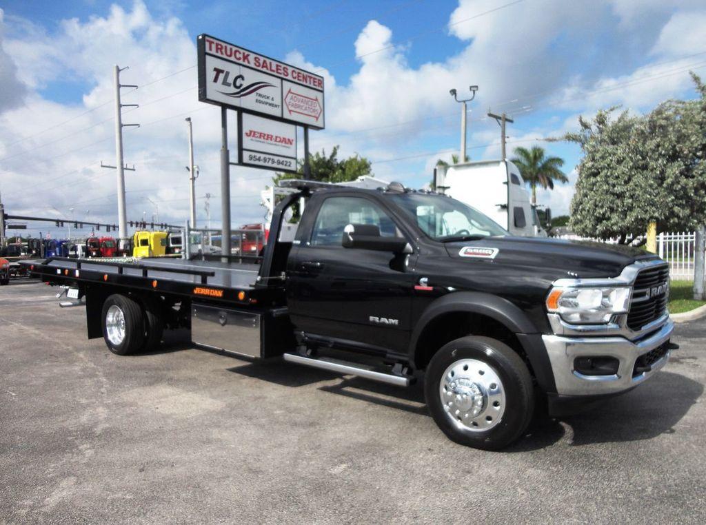 2020 New Ram 5500 Slt 20ft Jerrdan Rollback Tow Truck 20xlp 4x2 At Tri Leasing Corp Serving Pompano Beach Fl Iid 20025981