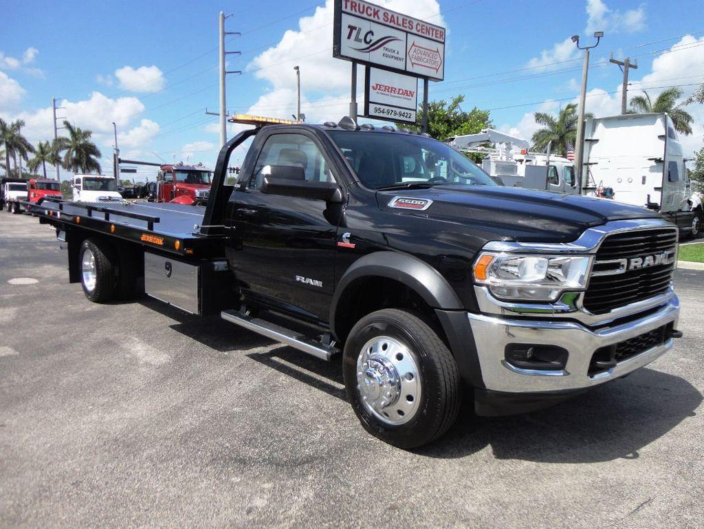 2020 New Ram 5500 Slt 20ft Jerrdan Rollback Tow Truck 20xlp 4x4 At Tri Leasing Corp Serving Pompano Beach Fl Iid 20126764