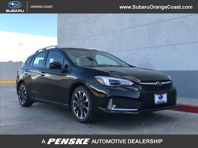 2020 Subaru Impreza Limited 5-door CVT Sedan