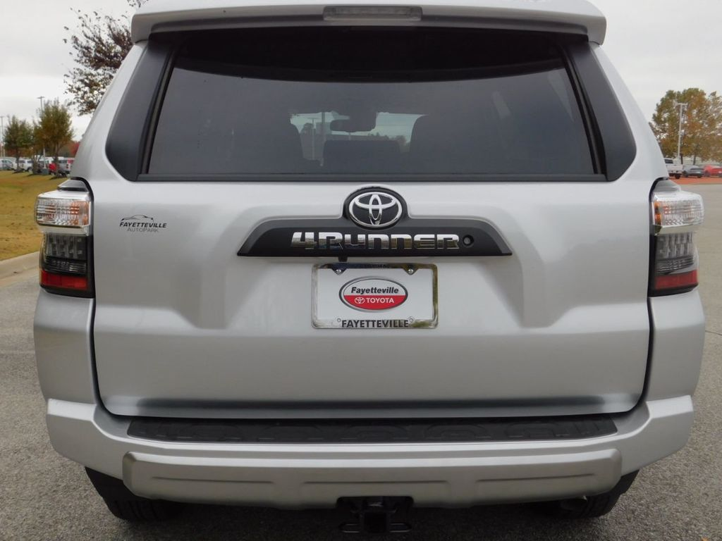 2020 New Toyota 4runner Trd Off Road 4wd At Fayetteville Autopark