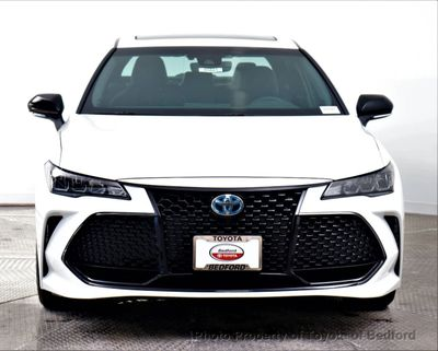 2020 Toyota Avalon HYB 4DR SDN HYB XSE Sedan - Click to see full-size photo viewer