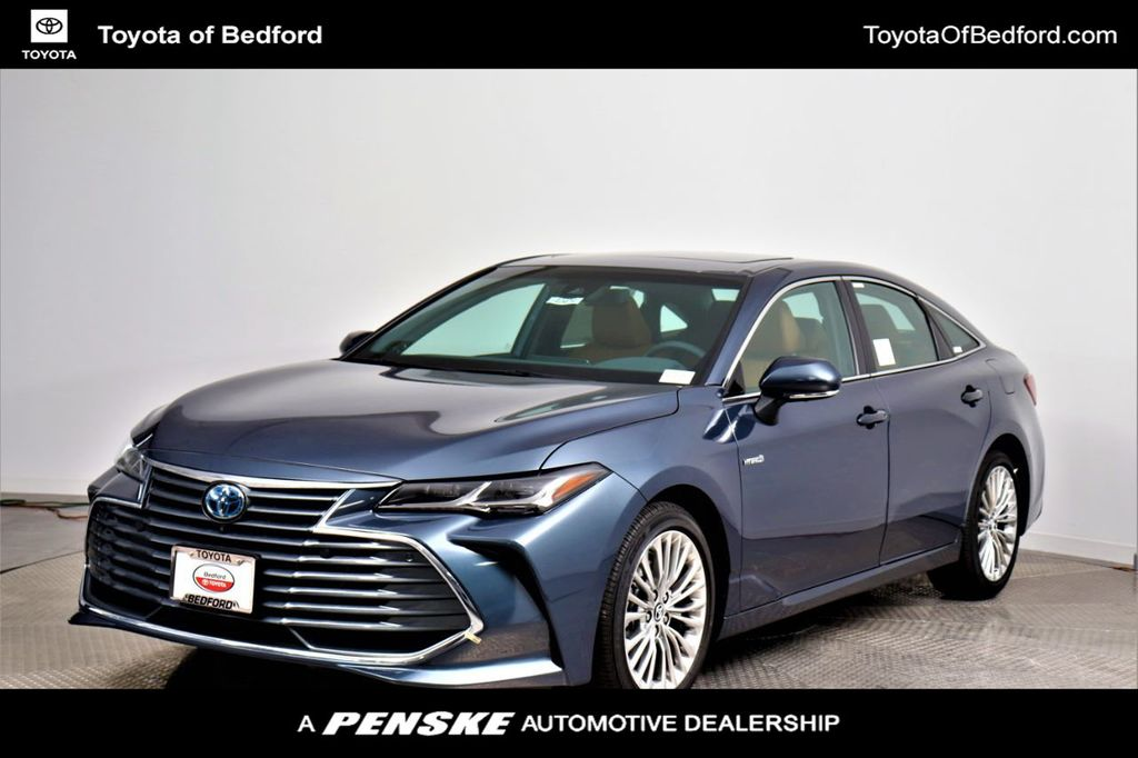 2020 New Toyota Avalon Hybrid Limited At Penske Cleveland Serving All Of Northeast Oh Iid 20192329