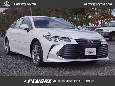2020 Toyota Avalon XLE Sedan
