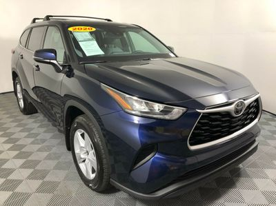 2020 TOYOTA HIGHLANDER L AWD - Click to see full-size photo viewer