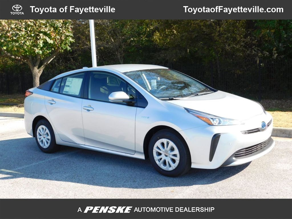 New Toyota Prius >> 2020 New Toyota Prius Le At Fayetteville Autopark Ar Iid 19514721