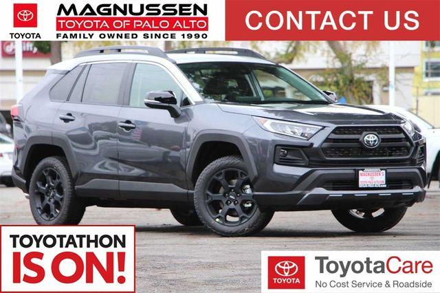 2020 Toyota Rav4 Trd Off Road Awd Suv For Sale Palo Alto Ca