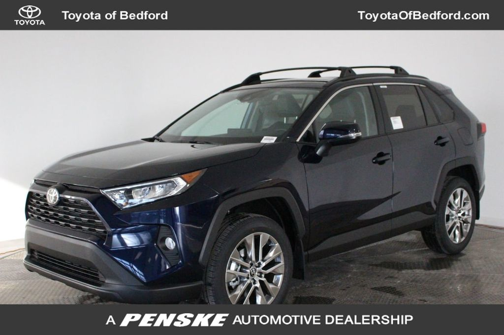 2020 New Toyota Rav4 Xle Premium Awd At Penske Cleveland