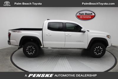 2020 Toyota Tacoma 2WD TRD Off Road Double Cab 5' Bed V6 Automatic Truck Crew Cab Short Bed
