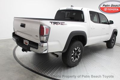 2020 Toyota Tacoma 2WD TRD Off Road Double Cab 5' Bed V6 Automatic Truck Crew Cab Short Bed - Click to see full-size photo viewer