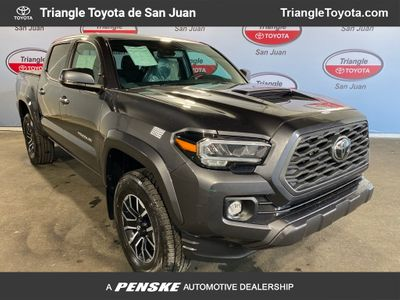 2020 Toyota Tacoma 2WD TRD Sport Double Cab 5' Bed V6 Automatic Truck Crew Cab Short Bed