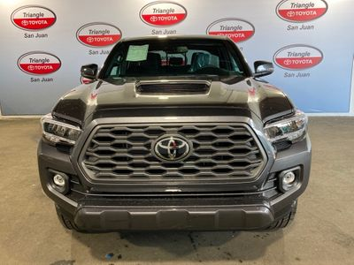 2020 Toyota Tacoma 2WD TRD Sport Double Cab 5' Bed V6 Automatic Truck Crew Cab Short Bed - Click to see full-size photo viewer