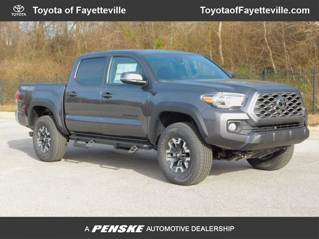 New Toyota Tacoma >> 2020 New Toyota Tacoma 4wd Trd Off Road Double Cab 5 Bed V6 Automatic At Fayetteville Autopark Ar Iid 19589482