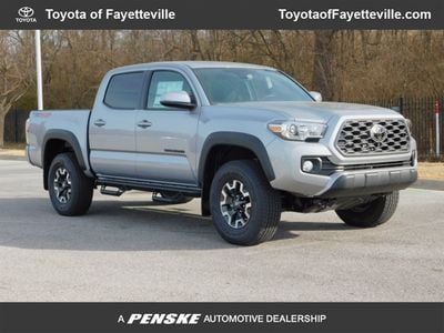 2020 Toyota Tacoma 4WD TRD Off Road Double Cab 5' Bed V6 Automatic Truck Crew Cab Short Bed