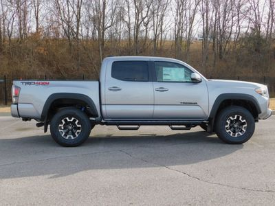 2020 Toyota Tacoma 4WD TRD Off Road Double Cab 5' Bed V6 Automatic Truck Crew Cab Short Bed - Click to see full-size photo viewer
