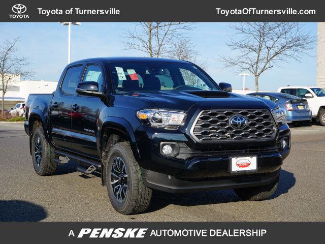 New Toyota Tacoma >> 2020 New Toyota Tacoma 4wd Trd Sport Double Cab 5 Bed V6 Automatic At Turnersville Automall Serving South Jersey Nj Iid 19716579