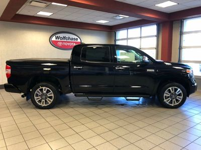 2020 Toyota Tundra 4WD Platinum CrewMax 5.5' Bed 5.7L Truck Crew Cab Short Bed - Click to see full-size photo viewer