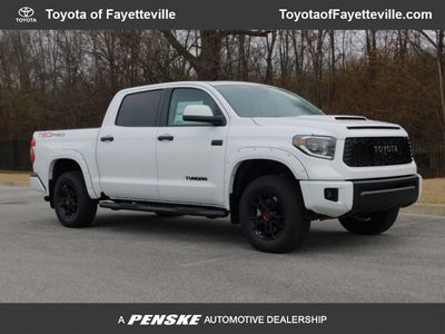 2020 Toyota Tundra 4WD TRD Pro CrewMax 5.5' Bed 5.7L Truck Crew Cab Short Bed