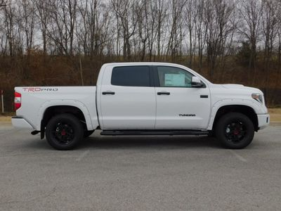 2020 Toyota Tundra 4WD TRD Pro CrewMax 5.5' Bed 5.7L Truck Crew Cab Short Bed - Click to see full-size photo viewer
