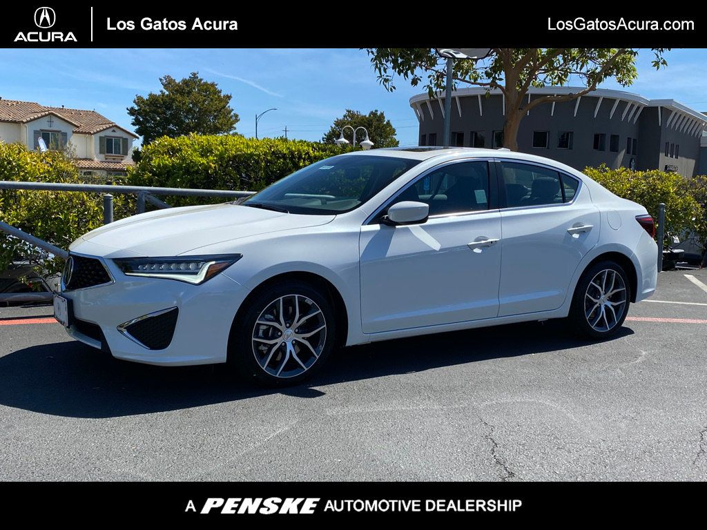 2021 Acura ILX Sedan w/Premium Package - 20729979 - 0