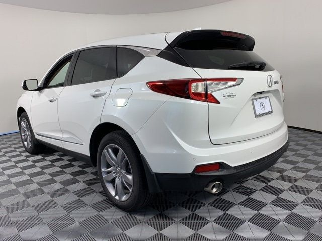 2021 Acura RDX FWD w/Advance Package - 20634515 - 2