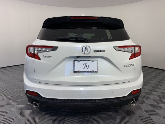 2021 Acura RDX FWD w/Advance Package - 20634515 - 3