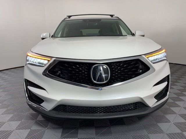 2021 Acura RDX FWD w/Technology Package - 20466771 - 5