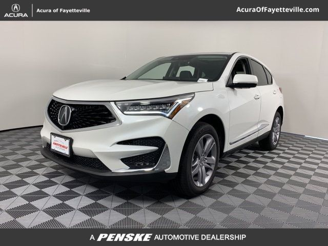 2021 Acura RDX SH-AWD w/Advance Package - 20752287 - 0