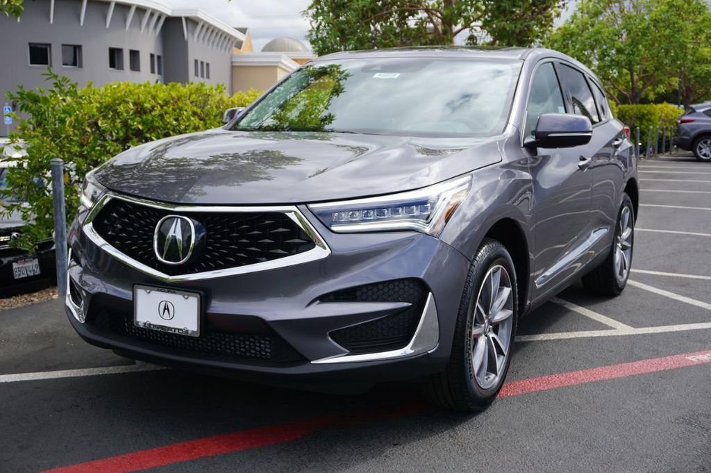 2021 Acura RDX SH-AWD w/Technology Package - 20741577 - 3