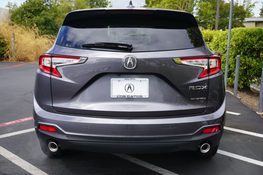 2021 Acura RDX SH-AWD w/Technology Package - 20741577 - 8